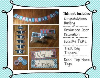 Classroom Decorations for Graduation