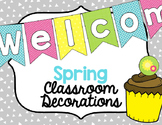 Classroom Decorations for Spring