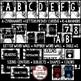 Classroom Decor • Black and White Theme