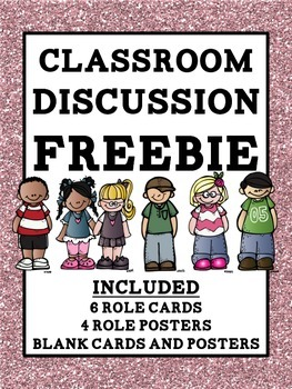 Classroom Discussion Structure Kit