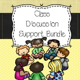 Classroom Discussion Supports