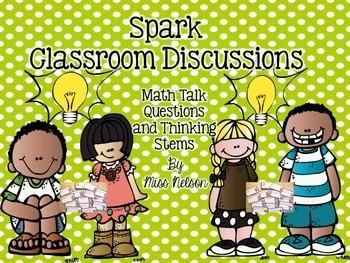 Classroom Discussions- Math Talk