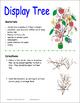 Classroom Display Tree