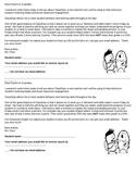 Classroom Dojo Parent Letter