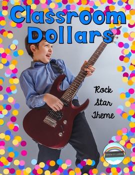 Classroom Dollars Rock Star Theme
