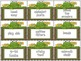 Classroom Donations Frog Theme {A Creative Way to Ask for