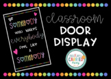 Classroom Door Display FREEBIE!