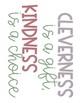 Classroom Door Flags: Kindness Edition