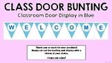 Classroom Door Sign Bunting