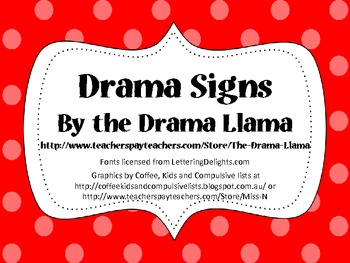 Classroom Drama Signs with a Hollywood Flair