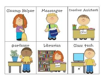 Classroom Duties