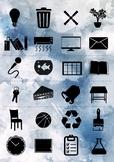 Classroom Duty Icons
