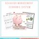 Classroom Economic + Behavior Management System