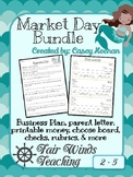 Classroom Economics Market Day Growing Bundle