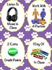 Classroom Economy Auction Item Tags (100% Free For The Teacher)