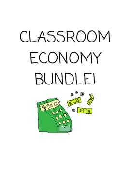 Classroom Economy BUNDLE!