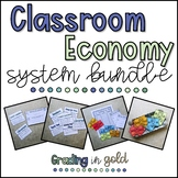 Classroom Economy BUNDLE **Jobs now EDITABLE**