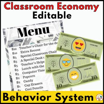 Classroom Economy Behavior System