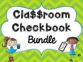 Classroom Economy Bundle: Student Checkbook system that works!