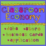 Classroom Jobs and Economy