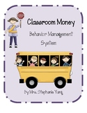 Classroom Economy Complete Behavior Management System