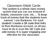Dollar Deal: Classroom Economy Debit Cards