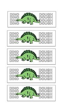 Classroom Economy- Dino Dough