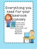 Classroom Economy Full Package - Everything you need