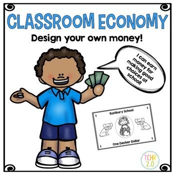 Classroom Economy Money Editable