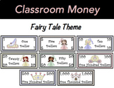 Classroom Economy Money (Fairy Tale Theme)