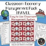 Classroom Economy - Money System - TRAVEL