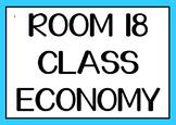 Classroom Economy Pack Editable AUS