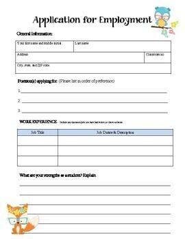 Classroom Economy Packet