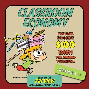 Classroom Economy — Simple and Effective Behaviour Management Technique