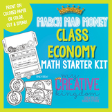 Classroom Economy Starter Kit - March Edition