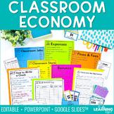 Classroom Economy | Editable