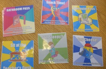 Classroom Economy Super Pack: Never spend a dime on treats or candy again!