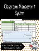 Classroom Economy System-Budgeting and Bills