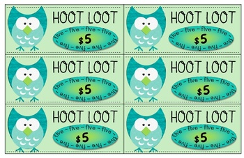 Hoot Of Loot