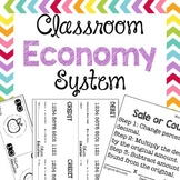 Classroom Economy System {Middle School}