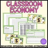 Classroom Economy and Behavior Management