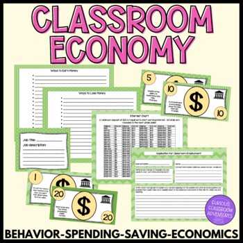 Classroom Economy and Behavior Management