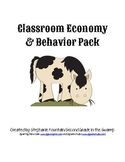 Classroom Economy and Behavior Pack