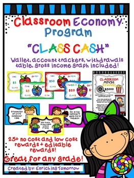 Classroom Economy and Management Program