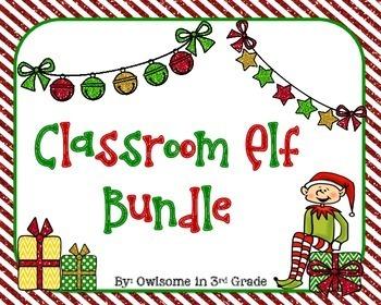 Classroom Elf Bundle