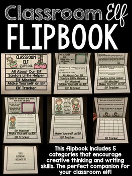 Classroom Elf Flipbook