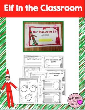 Classroom Elf Journal