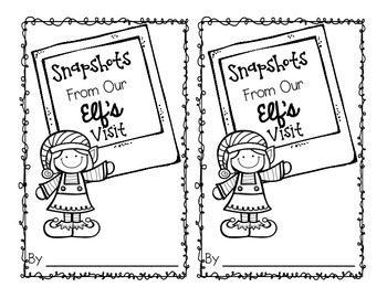 Classroom Elf Journal [Freebie!]