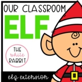 Classroom Elf Letters and Graphing Activity
