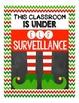 Classroom Elf Sign (Freebie)